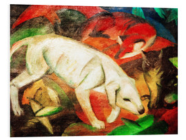 Forex  Dog, cat, fox - Franz Marc