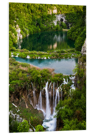 Forex  Waterfall Paradise Plitvice Lakes - Andreas Wonisch