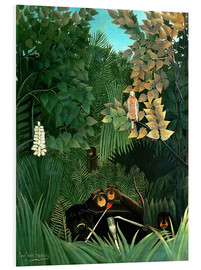 Forex  The monkeys - Henri Rousseau