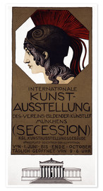 Poster Art Exhibition of Secessionists