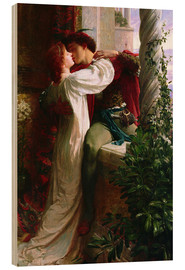 Legno  Romeo and Juliet, 1884 - Sir Frank Dicksee