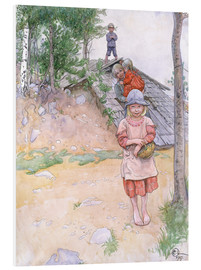 Carl Larsson - By the Cellar