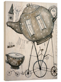 Legno  Tea-Transport - Christin Lamade
