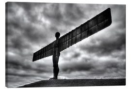 Stampa su tela  Angel Of The North - Simon West