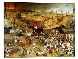 Forex  The Triumph of Death - Pieter Brueghel d.Ä.