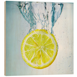 Legno  lemon splash - Silvio Schoisswohl