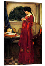 Forex  La sfera di cristallo - John William Waterhouse
