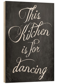 Legno  This kitchen is for dancing - GreenNest