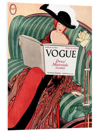 Stampa su schiuma dura  Die Vogue   Vintage opulent - Advertising Collection