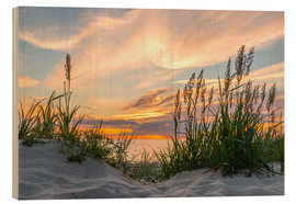 Legno  Beach of the Baltic Sea during Sunset - Markus Ulrich
