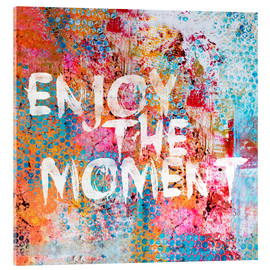 Vetro acrilico  Enjoy the moment II - Andrea Haase