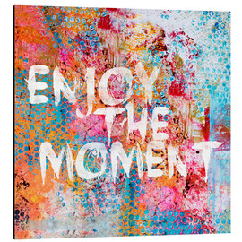 Stampa su alluminio  Enjoy the moment II - Andrea Haase