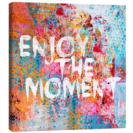 Stampa su tela  Enjoy the moment II - Andrea Haase