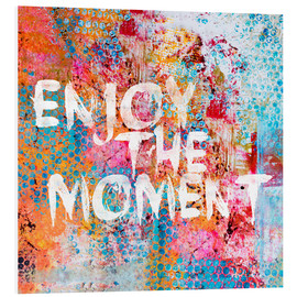 Stampa su schiuma dura  Enjoy the moment II - Andrea Haase
