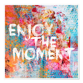 Poster Premium  Enjoy the moment II - Andrea Haase