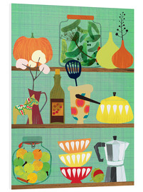 Forex  kitchen shelf 02 - Elisandra Sevenstar
