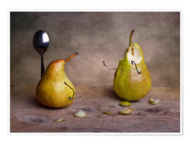 Poster Premium Simple Things - Pears