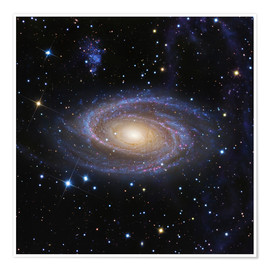 Poster Premium Bode's Galaxy