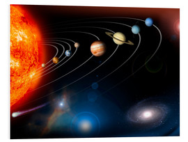 Forex  Our Solar System - Stocktrek Images