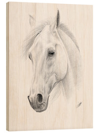 Legno  Horse drawing - Christian Klute