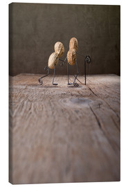 Stampa su tela  Simple Things - Together - Nailia Schwarz