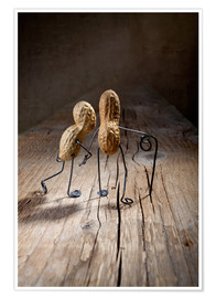 Poster Premium  Simple Things - Together - Nailia Schwarz