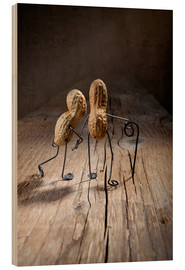 Stampa su legno  Simple Things - Together - Nailia Schwarz