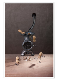 Poster Premium Simple Things - Meat Grinder