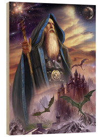 Legno  The high Mage - Dragon Chronicles