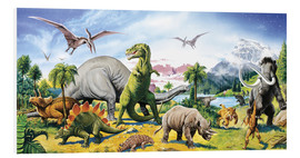 Forex  Land of the dinosaurs - Paul Simmons