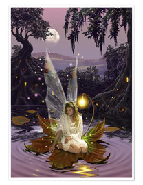 Poster Premium  Fairy princess - Garry Walton