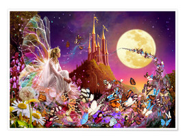 Poster  Fairy dreams - Garry Walton