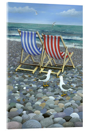 Vetro acrilico  Deck Chairs - Peter Adderley