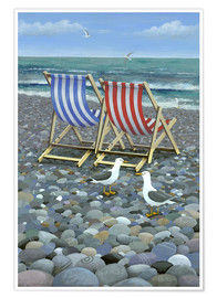 Peter Adderley - Deck Chairs
