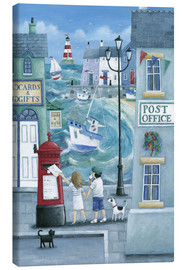 Tela  Harbour Post - Peter Adderley