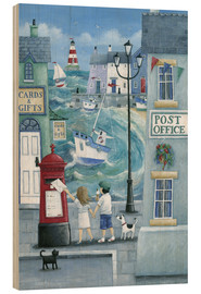 Legno  Harbour Post - Peter Adderley