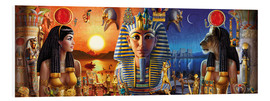 Forex  Egyptian Triptych 2 - Andrew Farley