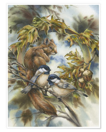 Poster  Some of my best friends - Jody Bergsma