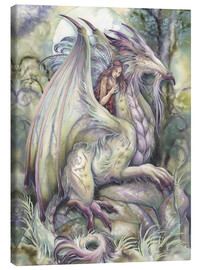 Stampa su tela  Nothing happens unless - Jody Bergsma