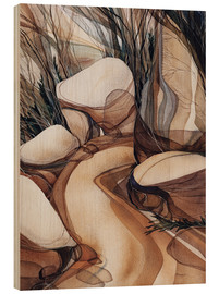Legno  The road less travelled - Jody Bergsma
