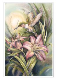 Poster Premium  Come Fly with Me - Jody Bergsma