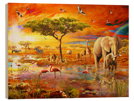 Legno  Savanna Pool - Adrian Chesterman