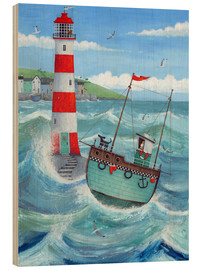 Legno  Lighthouse - Peter Adderley