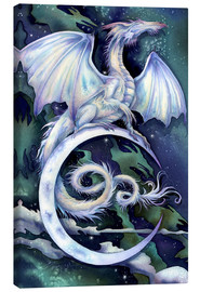 Stampa su tela  Touch the moon - Jody Bergsma