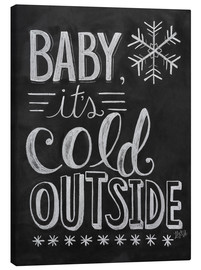 Tela  Baby, It's Cold Outside - Lily & Val