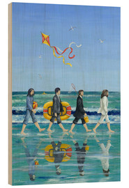 Legno  Abbey Road Beach - Peter Adderley