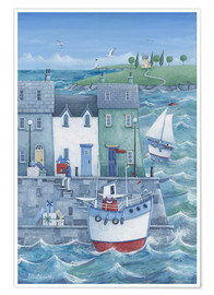 Poster Premium  Harbour Gifts - Peter Adderley