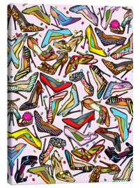 Tela  Shoe Crazy - Lewis T. Johnson
