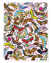 Poster Premium  Shoe Crazy - Lewis T. Johnson