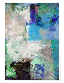 Poster Premium Abstract No 15